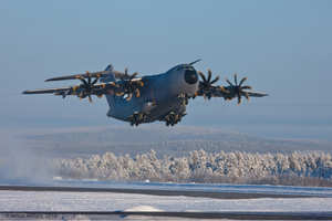 Airbus toujours en difficulté sur l'A400M
