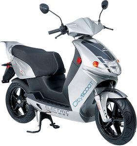 Cityscoot, le premier scooter électrique en libre service à Paris