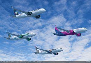 Airbus fait le point sur les commandes