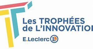 And the winners are... Les laurEats des   TrophEes de l& 39 Innovation   E. Leclerc dEvoilEs