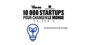 10.000 startups environnement