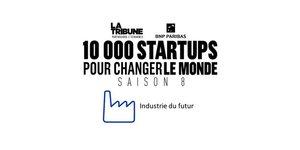 10.000 startups industrie du futur
