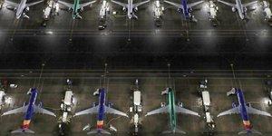 737 max: boeing renonce a obtenir le feu vert de la faa avant 2020