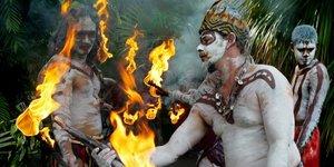 Aborigènes, Australie, savoir ancestral, gestion des feux, brulis, incendies