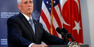 Accord usa-turquie sur un cessez-le-feu temporaire dans le nord-est syrien