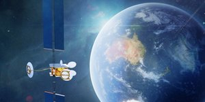 Airbus Space Optus OneSat