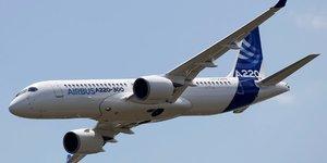 Airbus vise des reductions de couts substantielles pour l'a220