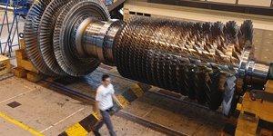 Alstom, General Electric, GE, turbine, rEacteur nuclEaire, Arabelle,