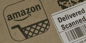 Amazon paquet colis