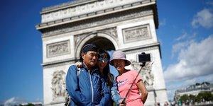 Annee record pour le tourisme en ile-de-france