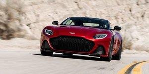Aston Martin, DBS Superleggera