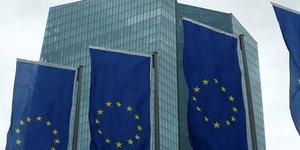 Banque centrale europeenne: taux et pilotage des anticipations restent inchanges