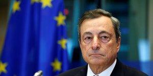 BCE, Mario Draghi, Banque centrale européenne,