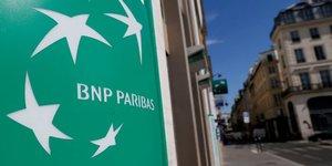 Bnp bien place pour racheter les derives actions de deutsche bank