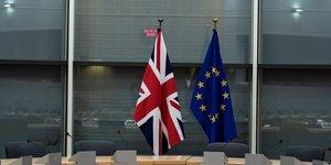 Brexit: londres s'attend a une fin des negociations cette semaine