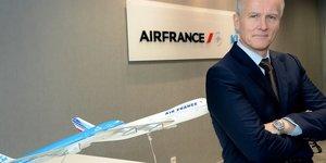 Bruno Georgelin - Air France