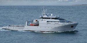 BSAH DCNS Piriou Kership DGA ministère de la Défense