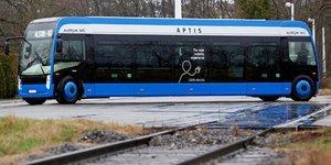 bus électrique, NTL Alstom,
