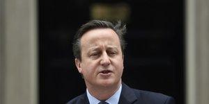 """Cameron pronera le """"oui"""" au referendum sur l'ue le 23 juin"""