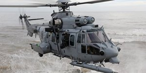 Caracal Airbus Helicopters Pologne