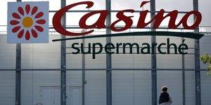 Casino se refinance a hauteur de 1,8 milliards d'euros, au-dessus de l'objectif de 1,5 milliard d'euros