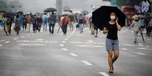 Coronavirus: la coree du sud confine ses soldats alors que l'epidemie progresse
