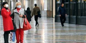 Coronavirus: rome va renforcer ses mesures de confinement, milan et venise touchees