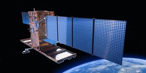 Cosmo-Skymed observation radar Thales Alenia Space Italie ASI