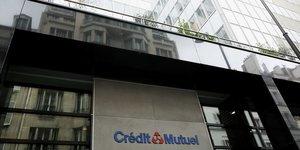 Crédit Mutuel confédération siège Paris