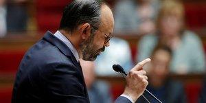Edouard Philippe, déclaration de politique générale