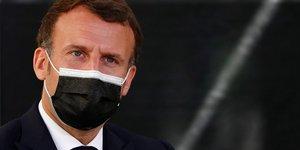 Emmanuel Macron Croissance