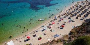 Espagne: le tourisme international chute de 87% en octobre
