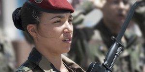 féminisation des armées ministères des Armées