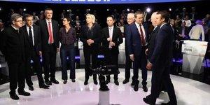 """France 2 adapte son """"debat"""" face aux reticences des candidats"""