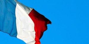 France, drapeau, syndicats, fonctionnaires,