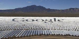 google energie renouvelable