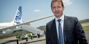 Guillaume Faury Airbus