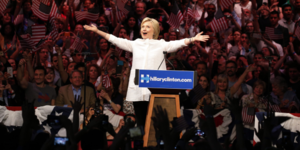 Hillary clinton remporte les primaires democrates
