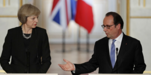 Hollande comprehensif, mais ferme face a may