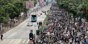 Hong Kong manifestations