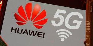 Huawei dit pouvoir fournir la 5g au royaume-uni malgre les sanctions us