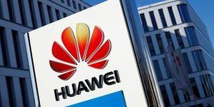 "Huawei s'attend a une ""annee difficile"" en 2020"