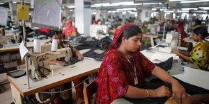 Industrie textile au Bangladesh