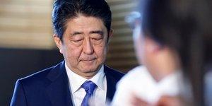 Japon: abe fixera une date pour les elections a son retour des usa