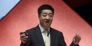 Ken Hu, Huawei