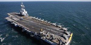 L'armee va lancer une etude pour un second porte-avions