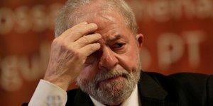 L'ex-president bresilien lula va faire appel de sa condamnation