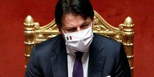 L& 39 italie approuve une hausse de son deficit pour financer la relance