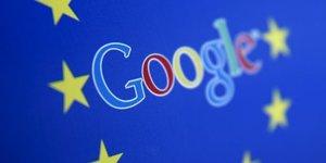 L'ue s'apprete a infliger une amende record a google