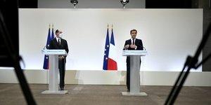 La conference de presse de jean castex repoussee a 19h00